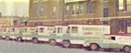 Amoroso's vintage trucks