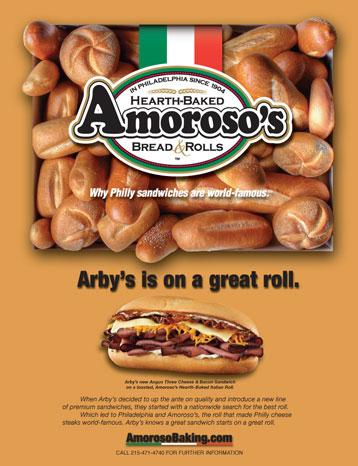 Arbys Trade Ad