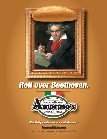 Beethoven Consumer Awareness Ad